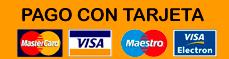 MasterCard, Visa, Maestro, Visa Electron
